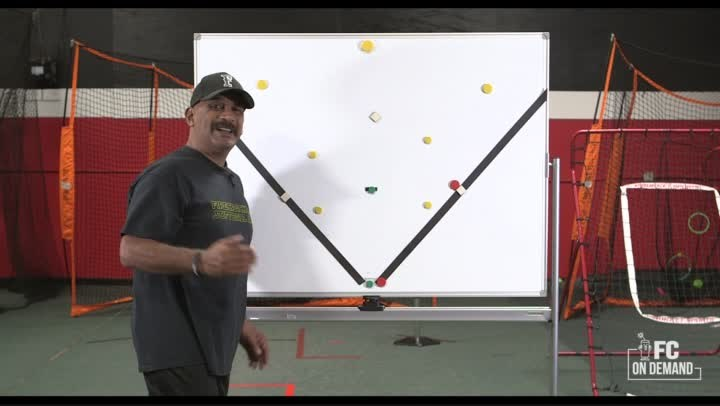 How To Score Runs - Moving The Runner To Second Base