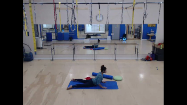 Pilates for Scoliosis 3.2