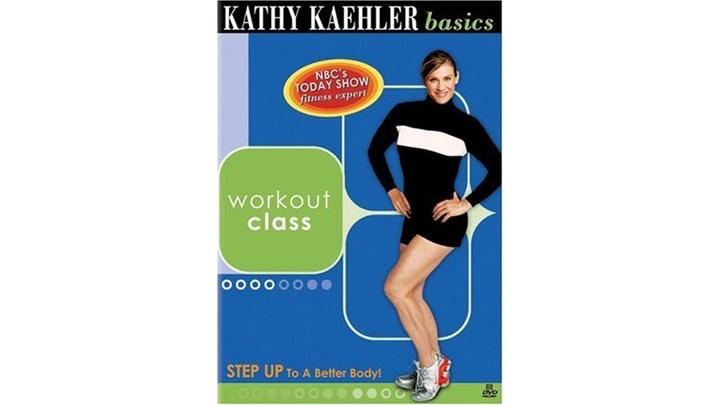 Kathy Kaehler Step Class