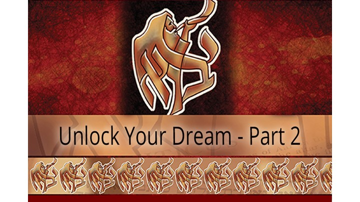 Unlock Your Dream Part #2 - with Candace Long (MBA)