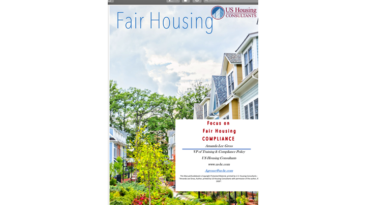 Ensuring Your House Rules and Occupancy Standards Meet Fair Housing Standards