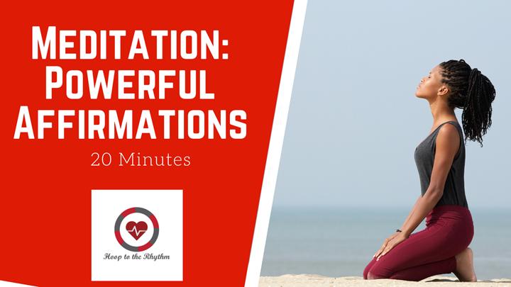Bonus: Powerful Affirmations