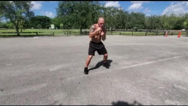 Boxing + Cardio = Bardio Workout