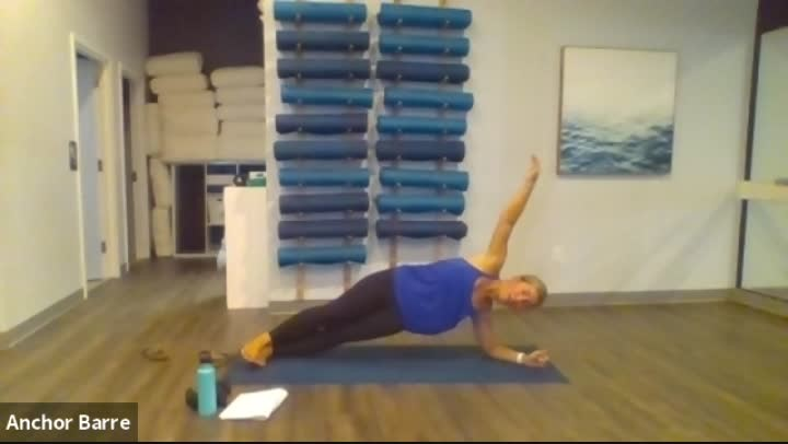 Holy HIIT! & Stretch 7-15-20