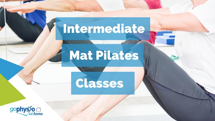 Intermediate Mat Pilates Classes