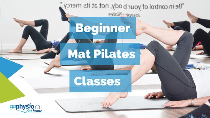 Beginner Mat Pilates Classes