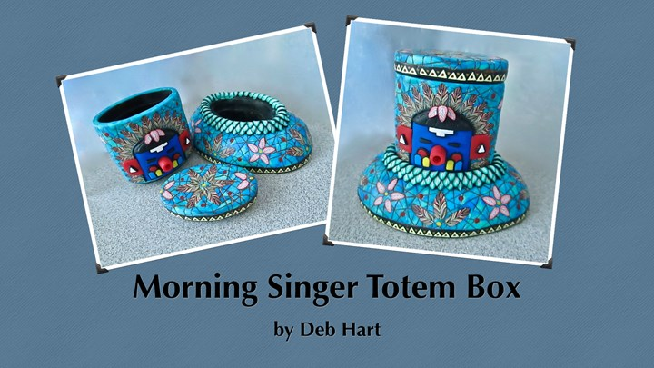 Morning Singer Totem Box
