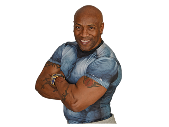 One On One Fitness Coaching W/Tony Hill