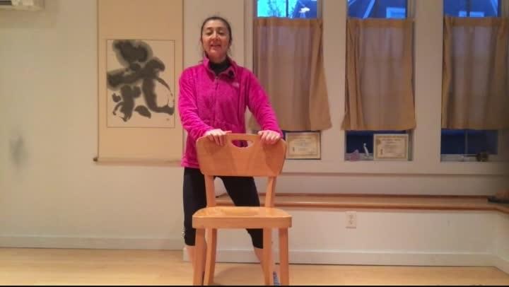 TaiChi for Seniors: Cultivating Balance (4 min)