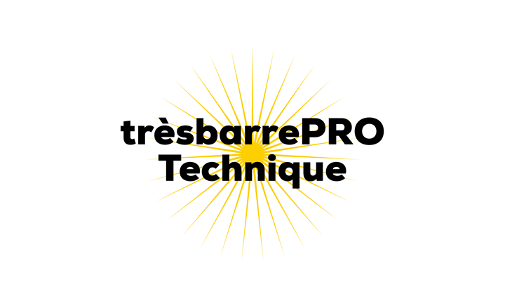 trèsbarrePRO Cardio sequence DEEP LUNGE-KNEE LIFT-KICKBACK-REPEAT