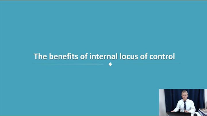 05/12 Developing Leadership Skills: The Benefits of Internal Locus of Control