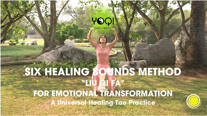 SIX HEALING SOUNDS (simplified form)