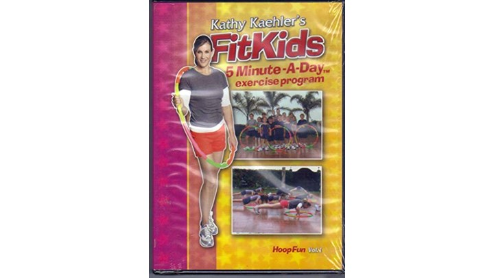 Kathy Kaehler Fit Kids