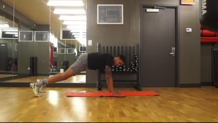 High Intensity Core Workout *15 Min.*
