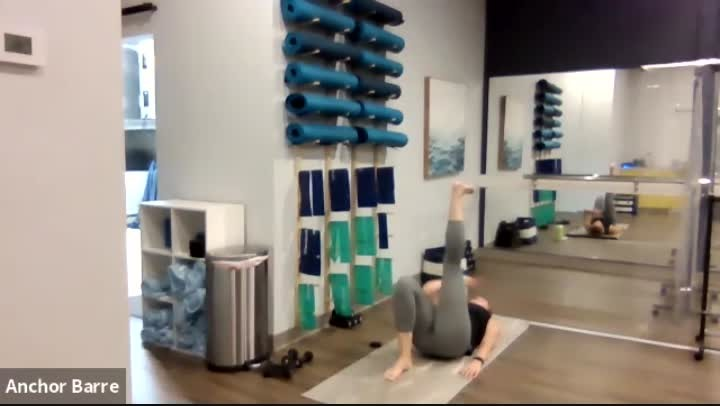 Anchor Barre w/Meaghan 1