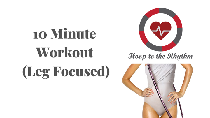10 Minute Workout (Legs)