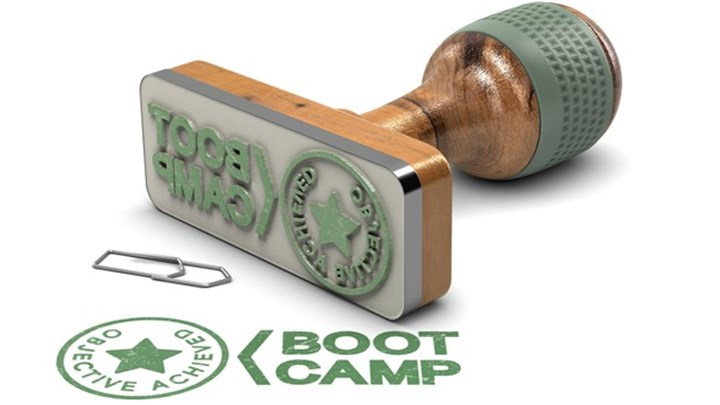 4 WEEK BOOT CAMP WORKOUT by Tony HILL
