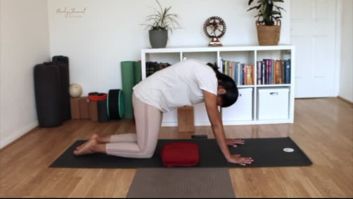 Yin Yoga for Psoas & Lower Back