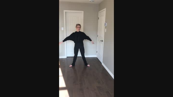 trèsbarrePRO cardio plié-arabesque & cartwheel