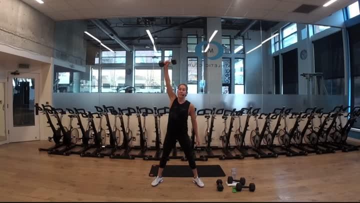 Strength - Lower Body - 45 minutes -  Ginny