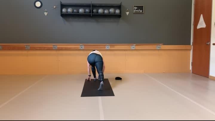 Barre Rev 25min Stretch Flow Series
