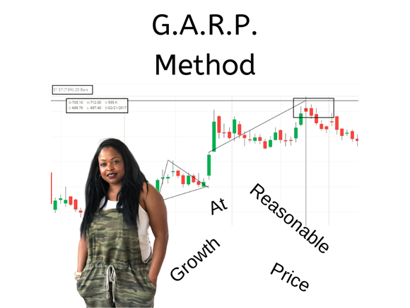 Cannabis Stock Using The G.A.R.P.