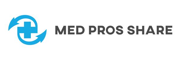 Med Pros Share Logo