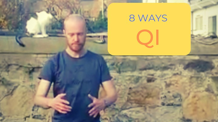 8 Ways to Get Your Qi on