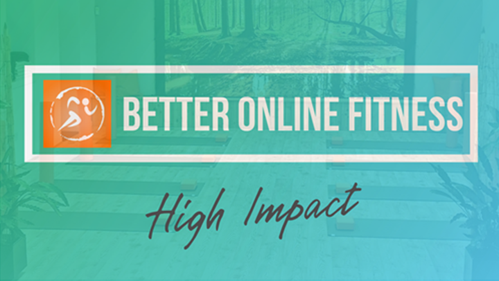 Fitness High Impact - 20 minutes