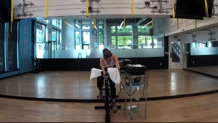 Cycle Express 5  - 40 minutes - Cat