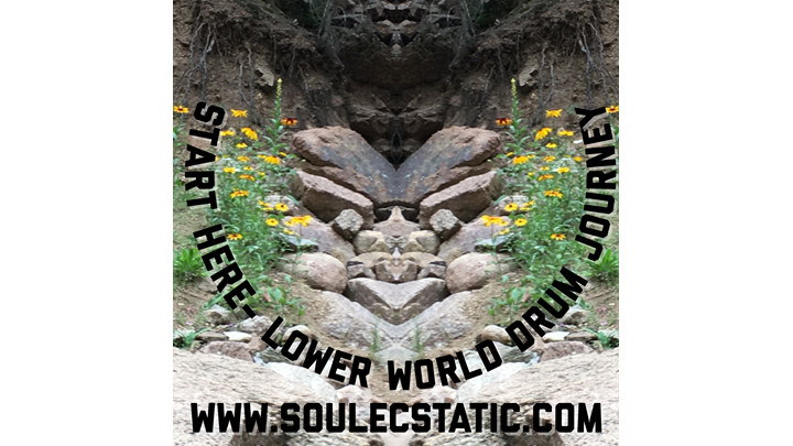 $22.00 / 7 Day Mind Vacation: Start Here-Lower World Drum Journey Basics with  The Soul Ecstatic©