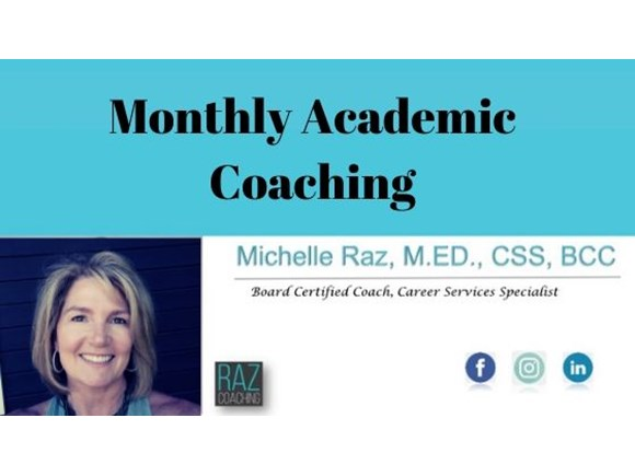 Monthly Academic Coaching