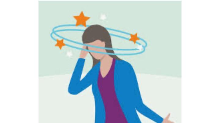 Vertigo Dizzy Tinnitus Ear fullness or pain