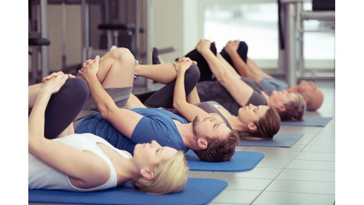 Pilates 20 minutes