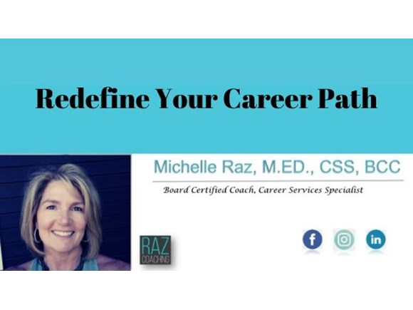 Redefine Your Career Path