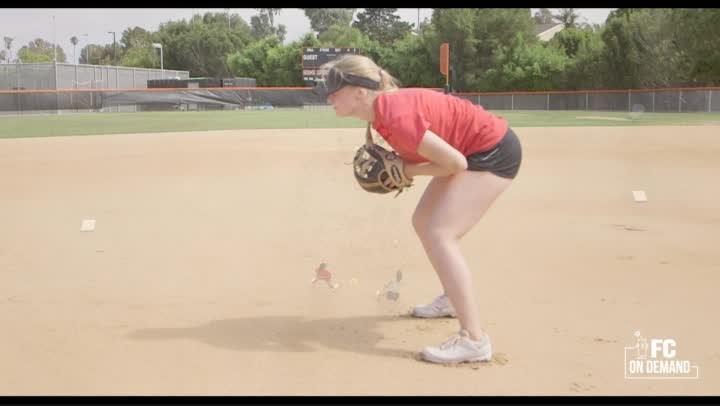 Fielding Fundamentals -The Flat Back