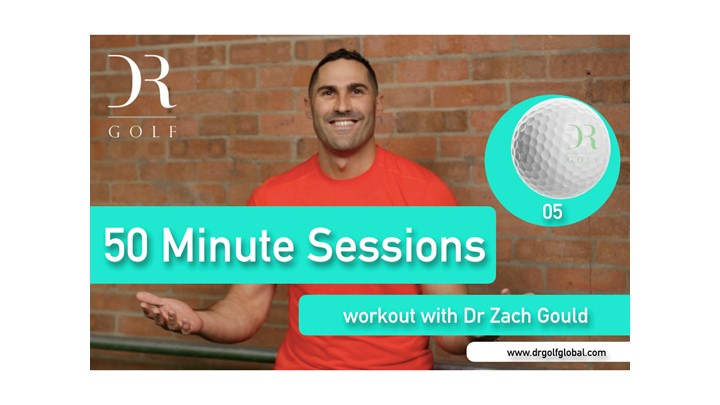 50 Minute Sessions