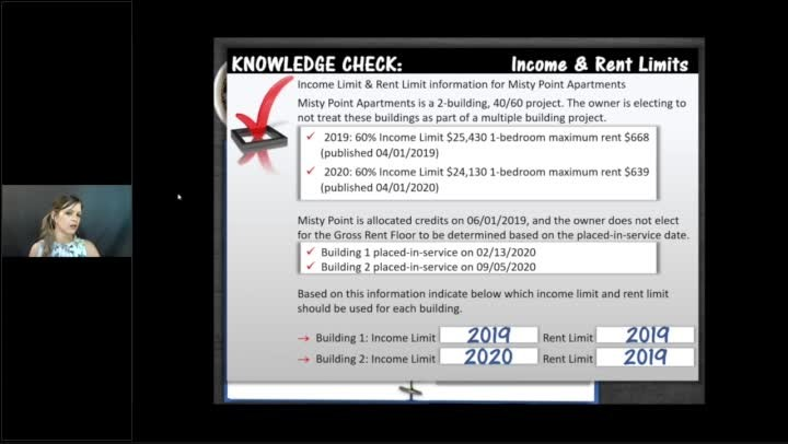 Advanced Tax Credit Compliance