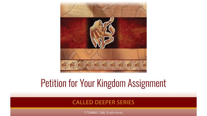 Petition for Your Kingdom Assignment