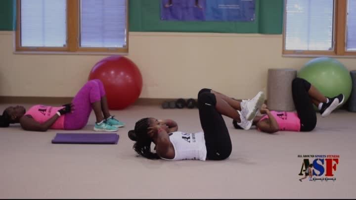 ASF Baller Fitness - Core Body