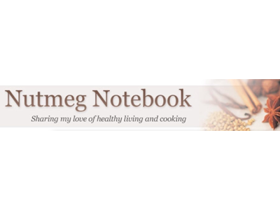 Nutmeg Notebook