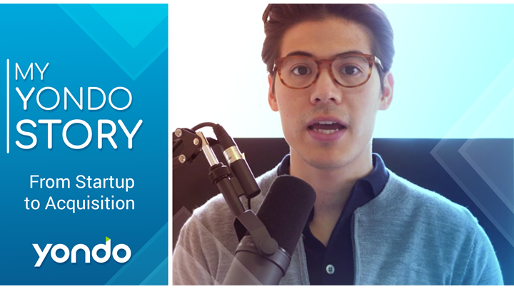 My Yondo Story - From Startup to Acquisition