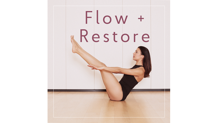 Flow + Restore - Zen Circle of Enlightenment - 22nd June