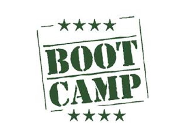 45 Minute Boot Camp with Johnny