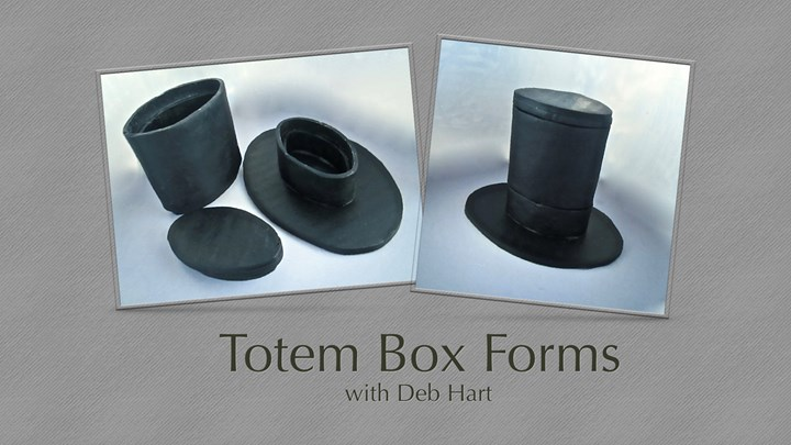 Totem Box Forms