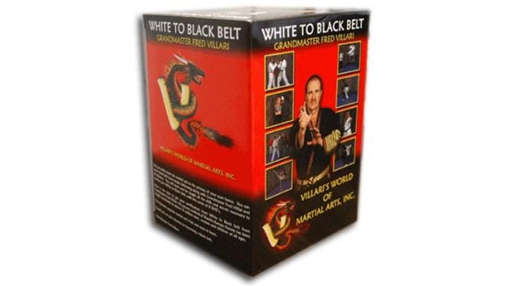 White - Black Belt Course