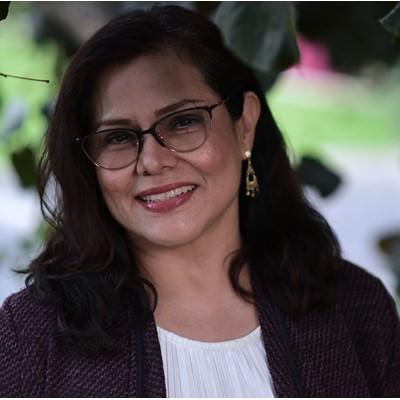 Dr Evelyn Gasparillo Langlois