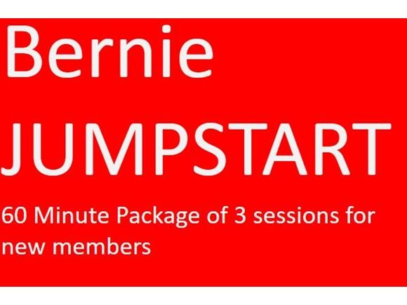 Bernie Jumpstart