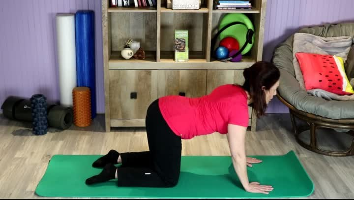 Spinal Warm Up & Core Wake Up