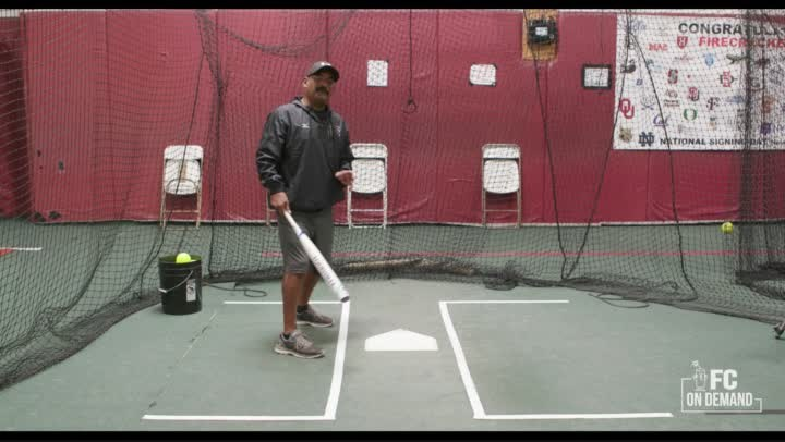 Slapping-Breaking Down The Drag Bunt (In The Cage)
